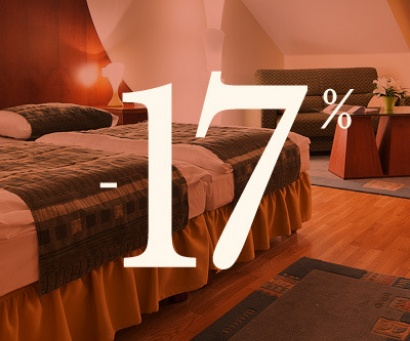 Stay 5 nights & SAVE 17%